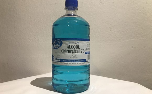 Alcool Chirurgical 70°  (1Litre)