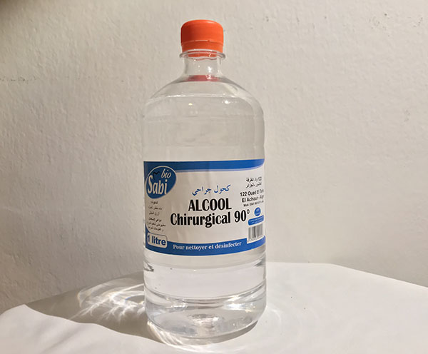 Alcool Chirurgical 90°(1Litre)